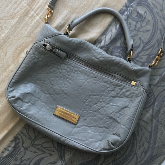 1c5425c83f1 Marc By Marc Jacobs Bags | Gray Purse | Poshmark